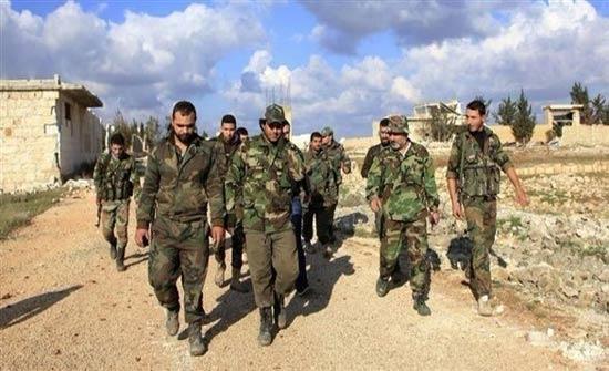 سوريا: عشرات القتلى والجرحى من قوات النظام بعد انفجار بريف إدلب