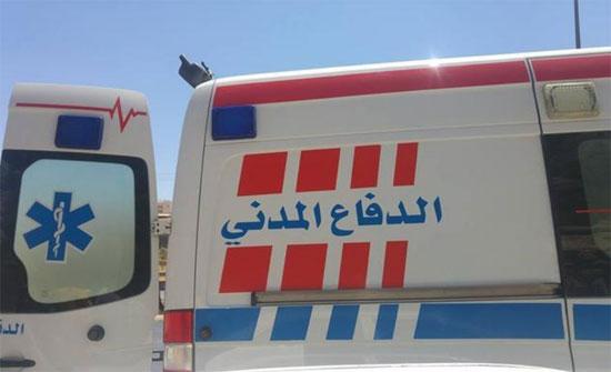 إجراء عملية ولادة داخل سيارة إسعاف في المفرق