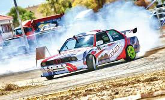 الاردنية لرياضة السيارات تعلن تفاصيل سباق الدرفت