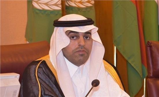 """رئيس البرلمان العربي يُرحب باتفاق """"الوثيقة الدستورية"""" في السودان"""