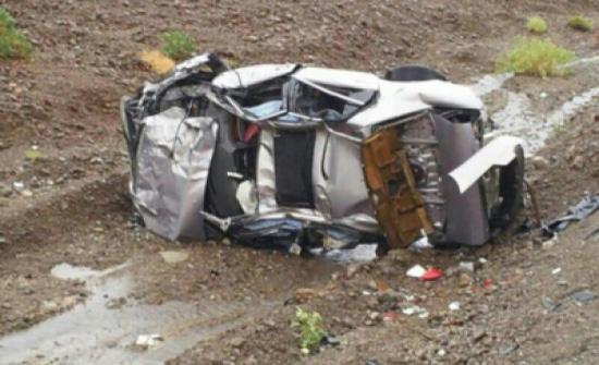 ثلاث اصابات بحادث تدهور مركبة في دير علا