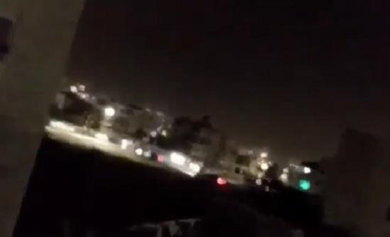 فيديو :اعمال شغب في شفا بدران