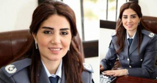 المقدم سوزان الحاج تحتفل بعيد زوجها.. شاهدوها بملابس السهرة!