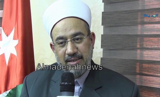 وزير الأوقاف يستقبل محافظ طوباس ولجنة مسجد شهداء الجيش العربي