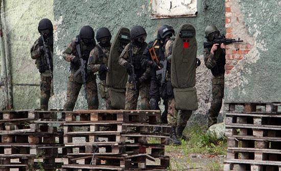 موسكو تدين 7 عناصر من داعش خططوا لتفجير قطار