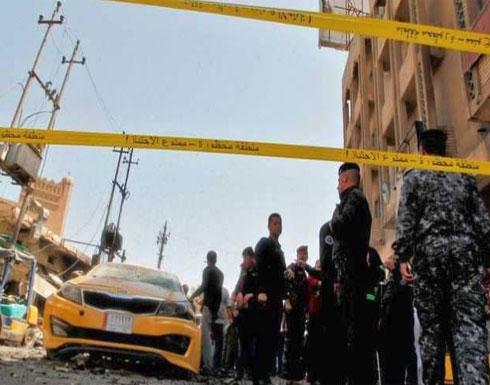 عشرات القتلى والمصابين بهجوم انتحاري وسط بغداد