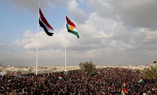 بغداد والإقليم الكردي يتفقان على إنهاء الخلافات
