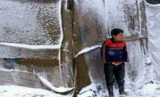 وفاة 13 سوريا بينهم اطفال جراء الصقيع خلال دخولهم لبنان خلسة