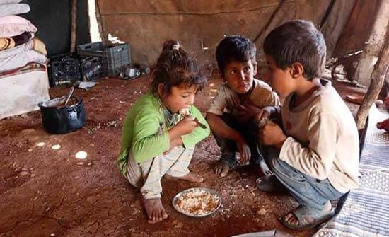 في ريف حمص الشمالي.. حصار النظام يلتهم أكباد السوريين