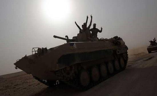 """التحالف الدولي يعلن توجيه """"ضربة قوية"""" لداعش"""