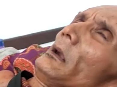رجل يعيش 24 عاما في فراش المرض (فيديو)
