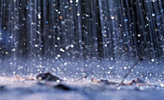 كميات الامطار خلال اليومين الماضيين..(التفاصيل)