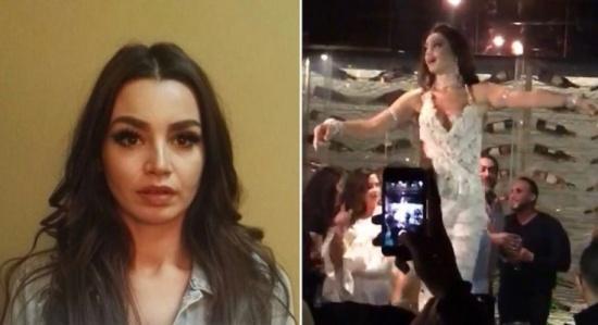 """شاهد.. القبض على راقصة روسية شهيرة بتهمة """"اثارة الغرائز"""".. وما علاقة صافيناز؟"""