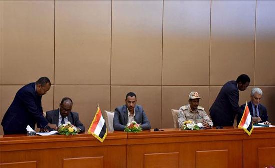 """السودان.. """"الجبهة الثورية"""" تعلن رفضها وثيقة """"الإعلان الدستوري"""""""