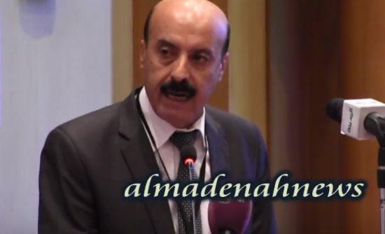 فيديو : كلمة النائب مرزوق الدعجة في أهم مؤتمر عن البطالة في تاريخ الأردن