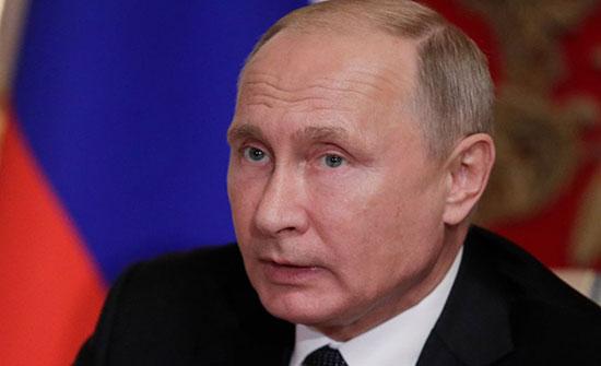 بوتين: الأمن الدولي في خطر.. والسبب واشنطن