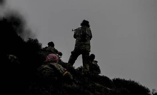 """المعارضة السورية تضبط أسلحة ثقيلة قبل وصولها لـ""""ب ي د"""" في عفرين"""