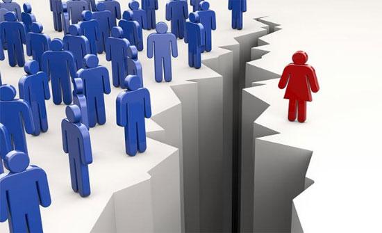 بالتقرير  : الفجوة في الأجور بين الجنسين في القطاعين العام والخاص 10%