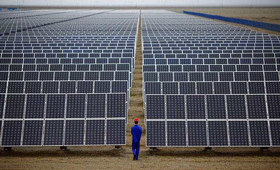 مؤسسات دولية تتعاون مع الحكومة الكندية لبناء محطة للطاقة الشمسية في غزة