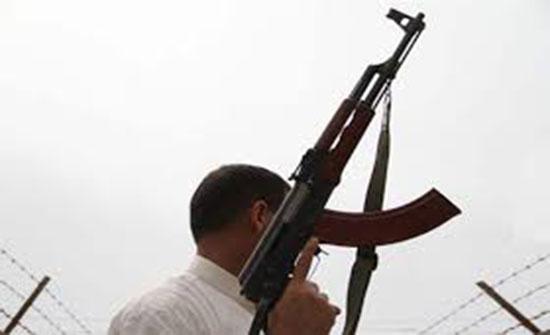 البادية الشمالية : الحبس عامين لحامل سلاح ومطلق عيارات نارية