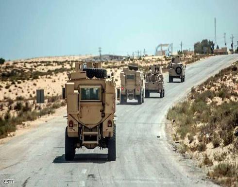 مصر.. مواجهات بالعريش تسفر عن مقتل 12 إرهابيا