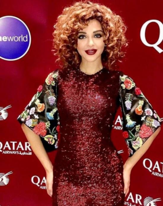 بالفيديو: رقص ميريام فارس المثير في حفل خاص بالمغرب