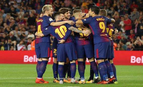 هدف برشلونة الجديد يمهد إلى صدمة أخرى لليفربول