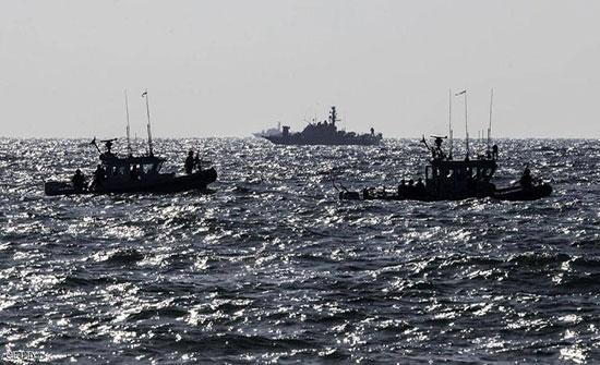 الزوارق الحربية الإسرائيلية تنتهك المياه الإقليمية اللبنانية