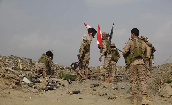 الجيش اليمني يتقدم في صعدة.. ويحرر جبلاً استراتيجياً