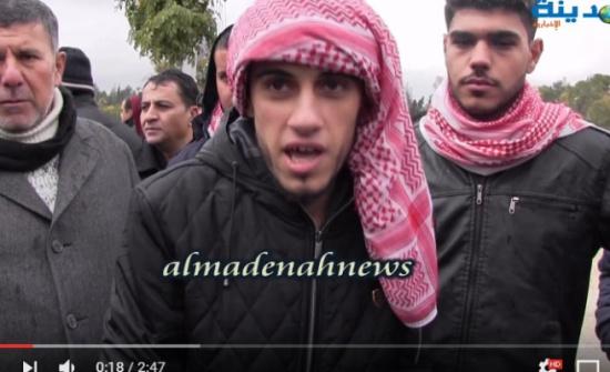 بالفيديو : شاهد اعتصام طلاب الثانوية العامة أمام مجلس النواب