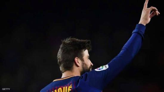 بيكيه: لن ألعب إلا لبرشلونة