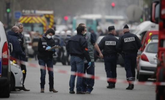 استسلام محتجز الرهائن في بروكسل