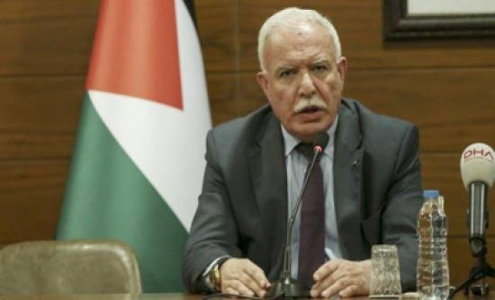 وزير خارجية فلسطين: إدراج هنية على قوائم الإرهاب الأمريكية يستهدف المصالحة