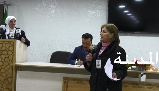 بالفيديو والصور : جلسة حوارية ساخنة بين كتلة  الإصلاح وعدد من الصحفيين في مقر جبهة العمل (شاهد )