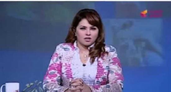 """بالفيديو: مذيعة مصرية تُطالب بالقبض على """"السيسي"""".. لسرقته قلوب المصريين !"""