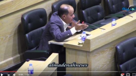 بالفيديو .. الشياب :  قانون العنف الاسري يسعى لتفكيك الأسرة الأردنية لإرضاء بعض الدول