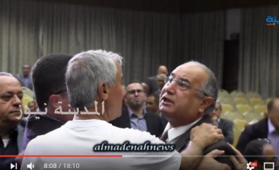 بالصور والفيديو .. التسجيل الكامل لانتخابات نقابة الصحفيين في الأردن ( شاهدوا جدالا ساخنا بسبب التقرير المالي )