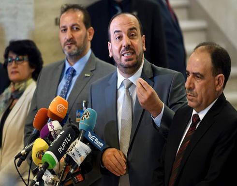 اختتام محادثات جنيف والمعارضة تطالب بمحاسبة إيران