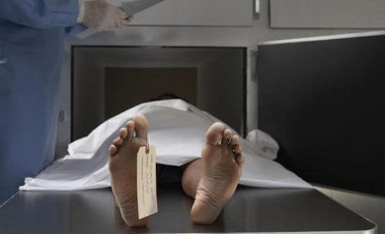 العثور على جثة في المفرق