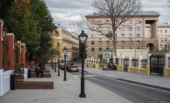 سيارات ذاتية القيادة في شوارع موسكو الربيع المقبل