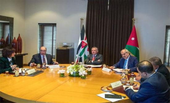 الملك يترأس اجتماعا حول تنفيذ برامج تطوير القطاع العام