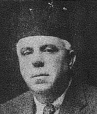 علي حسنا .. كان وزيرا في حكومة عموم فلسطين ثم وزير ا في ثلاث حكومات اردنية
