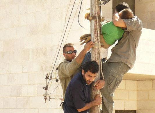 وفاة عشريني بصعقة كهربائية في اربد ( اسماء )