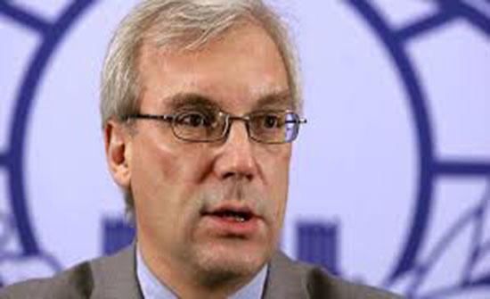موسكو تدعو الى سحب القوات الأجنبية غير القانونية من سوريا