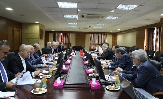 دعوة لرجال الاعمال الاتراك للإستثمار في الأردن