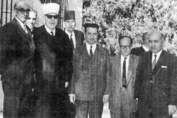 وزراء عشائر البطين (البطاينة- أبو غوش)