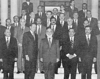 وزراء عشائر بني حسن (الأردن)