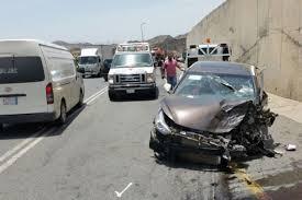 62 إصابة نتيجة 109 حادثًا مختلفًا