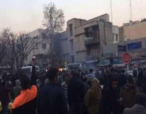"""إيران.. أعداد المعتقلين """"تنسف"""" مزاعم الهدوء"""