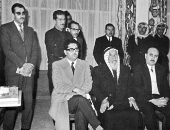 آل البرغوثي / دير غسَّانة - رام الله